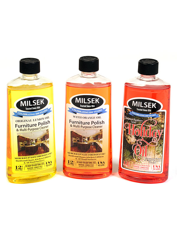 Furniture Polish Multi Purpose Cleaner Milsek Furniture Polish